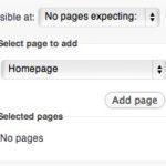 Widgets ‹ Meet Gavern WP — WordPress-1-1