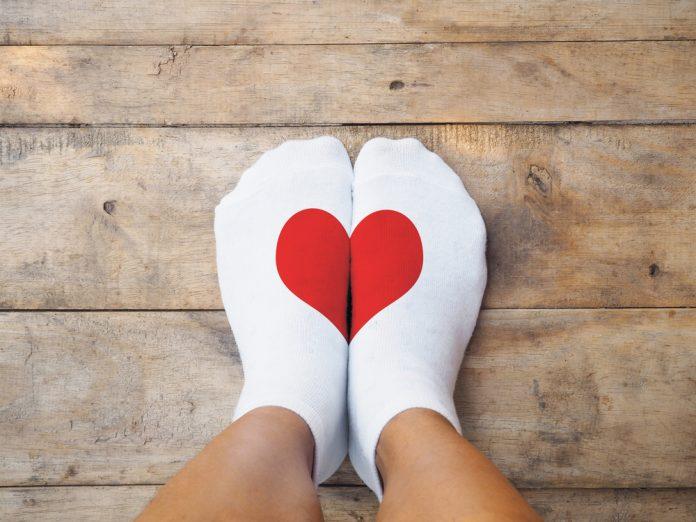 Ponožky ako vianočný darček