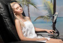 Doprajte si vytúžený relax snovým masážnym kreslom