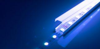 Chystáte sa inštalovať LED pásy? Nezabudnite na hliníkové lišty